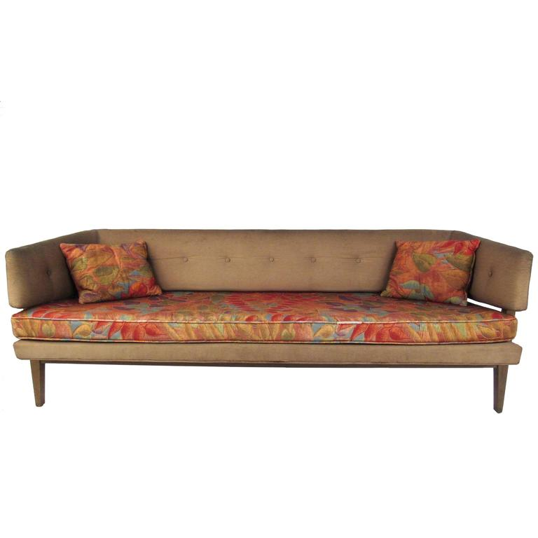 Edward Wormley Sculptural Sofa for Dunbar