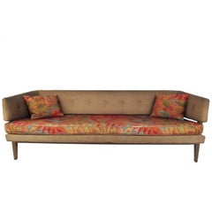 Mid-Century Edward Wormley Sculptural Sofa for Dunbar