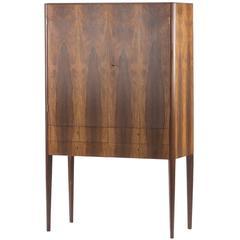 Rosewood Cabinet by Einar Hanock Johansson
