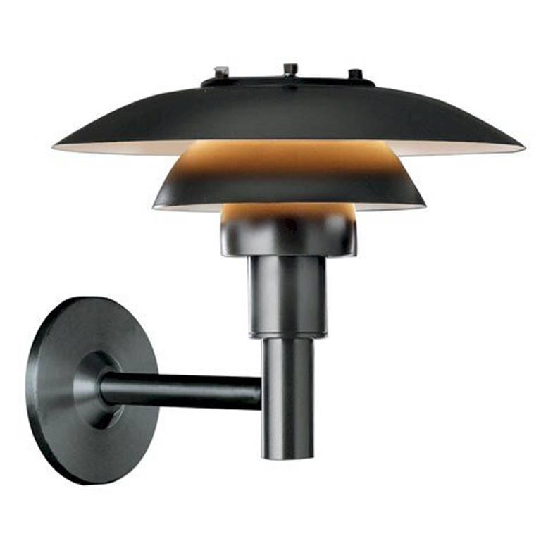 poul henningsen ph 3 2 5 outdoor wall light for louis poulsen for sale at 1stdibs. Black Bedroom Furniture Sets. Home Design Ideas