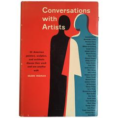 Selden Rodman – Conversations with Artists First Edition, 1957 'Scarce'
