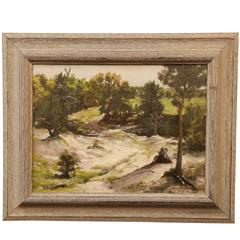 Harry Worthman Painting