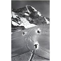 """Scheidegg"" Photograph"