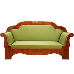 Biedermeier Sofa, circa 1830