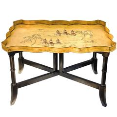 Chinoiserie Tray Tables