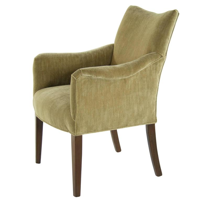 Armchair in the Style of Carl Malmsten, Sweden 1950s