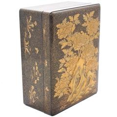 Fine Quality Japanese Lacquer Box