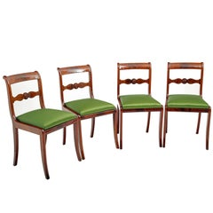 Dining Chairs, Central, Germany, circa 1830