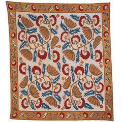 Contemporary Silk Embroidery from Armenia