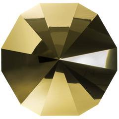 Sacred Geometry Drum Lamp