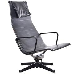 Eames EA124 Lounge Chair by Fehlbaum Herman Miller International Collection