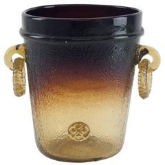 Biot Glass 1960 Champain Bucket