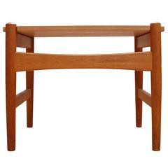 Hans Wegner Oak AT50 Side Table
