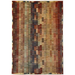 Orley Shabahang Signature Carpet in Handspun Wool and Vegetable Dyes
