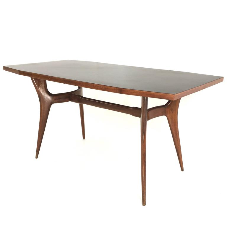 beechwood dining table italian beech dining table 1950s at 1stdibs 1564