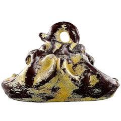 Jean René Gauguin Bowl of Pottery Modeled with Grotesque Face