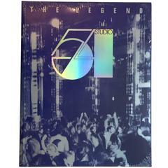 Studio 54 'The Legend' Anthony Haden-Guest, Niels Kumner & Felice Quinto