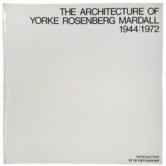 Architecture of Yorke Rosenberg Mardall 1944-1972