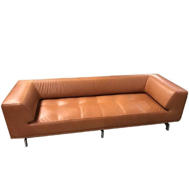 Erik Jørgensen Delphi Sofa, Model EJ450-E11, Designed by Hannes ...