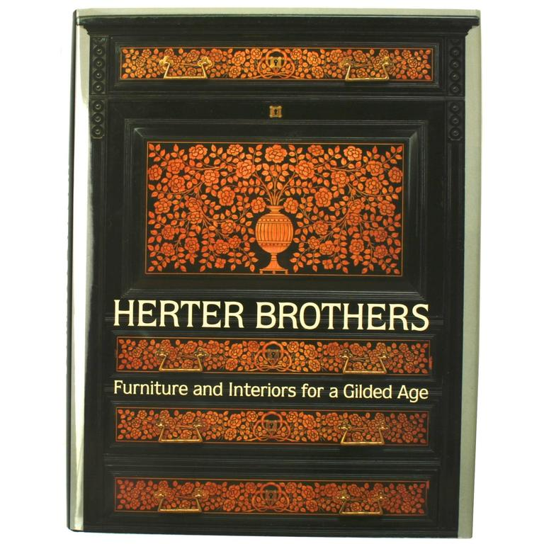 'Herter Brothers, Furniture and Interiors for a Gilded Age' First Edition