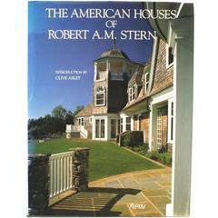 American Houses of Robert A.M. Stern First Edition