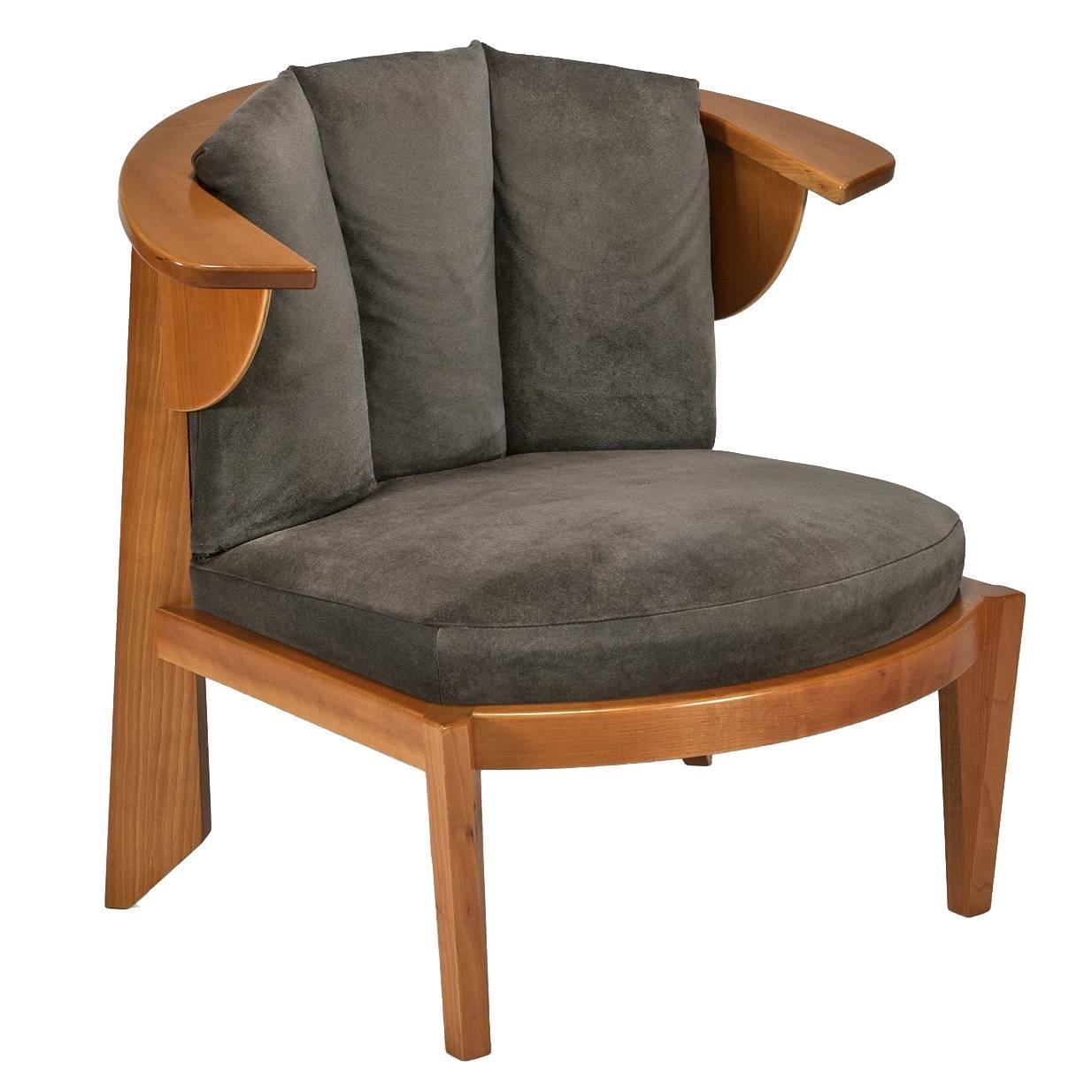 Friedman Chair By Frank Lloyd Wright For Cassina At 1stdibs