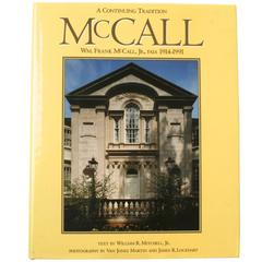 Continuing Tradition McCall, Wm. Frank McCall, Jr., Faia, 1914-1991