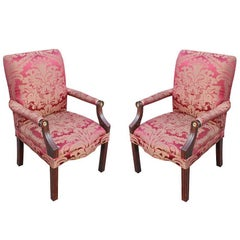 One Throne Dining Armchair