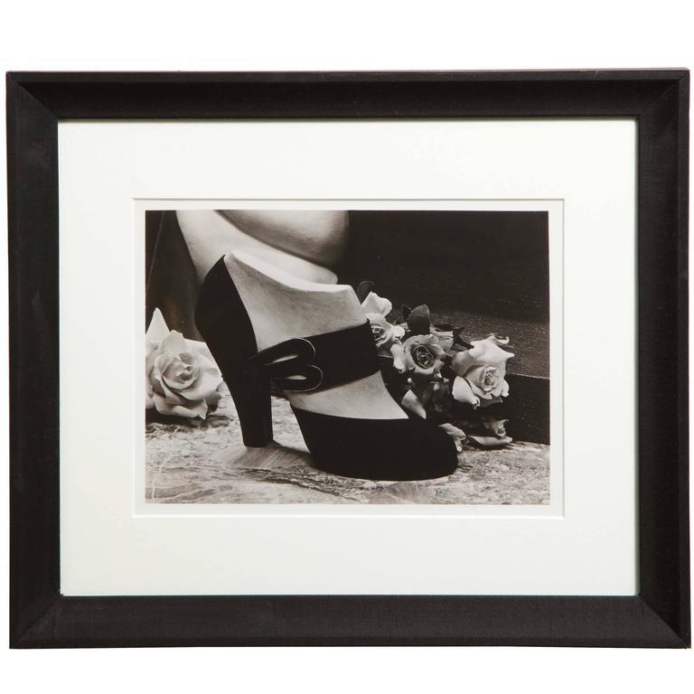 1940s John Stuart Cloud Shoe Photograph