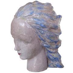 20th Century Italian Sculpture by Eugenio Pattarino