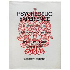 Timothy Leary–The Psychedelic Experience, First UK Edition, 1971