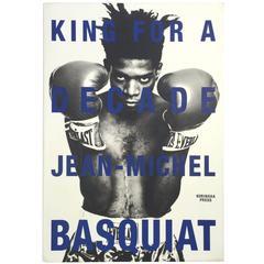 Jean-Michel Basquiat, King for a Decade, Taka Kawachi, 1997
