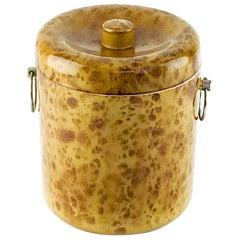 Ice Bucket in the Style of Aldo Tura