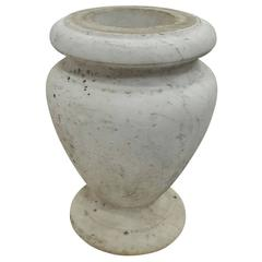19th Century Marble Urn by Sandy Luther
