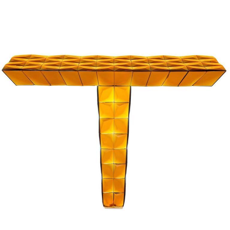 Roberto Giulio Rida Console Table For Sale