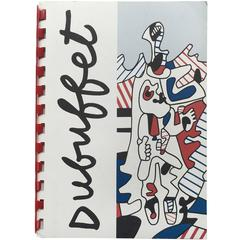 Jean Dubuffet, Recent Paintings, Paysages Castillans, Sites Tricolors, 1975