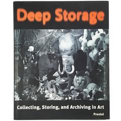 Deep Storage – Collecting, Storing, and Archiving in Art – Schaffer, Winzen 1998