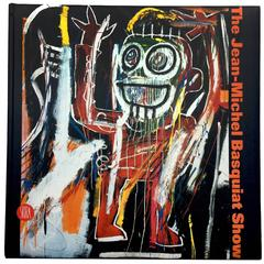Jean-Michel Basquiat Show - very scarce 1st edition