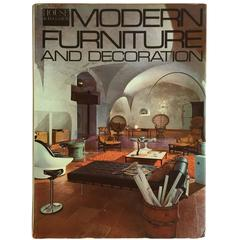 "Robert Harling,""Modern Furniture and Decoration"" Book"