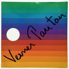Verner Panton, 1998