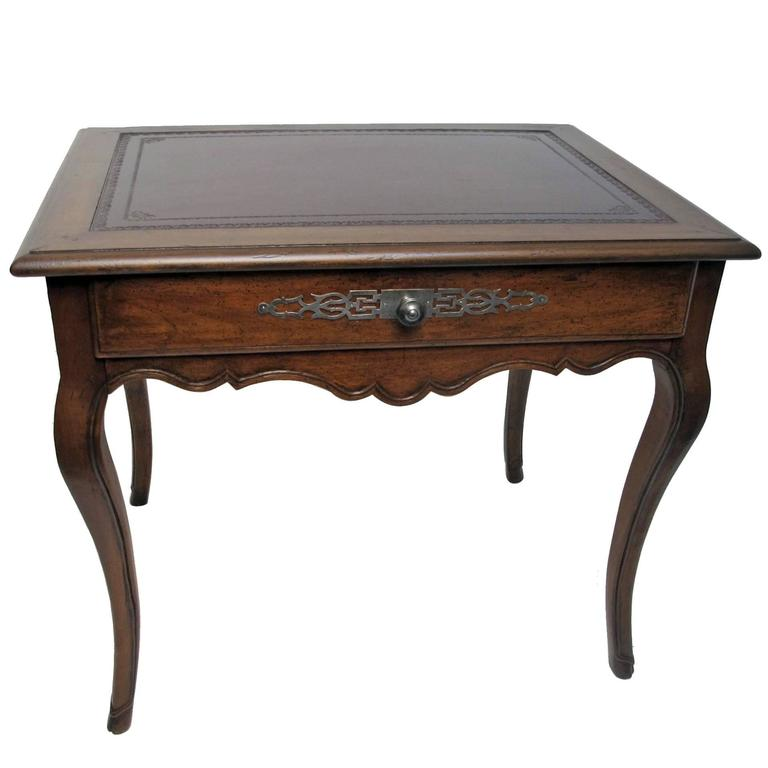 18th Century French Louis XVI Writing Table or Desk For Sale