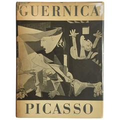 Picasso, Guernica Book, 1947