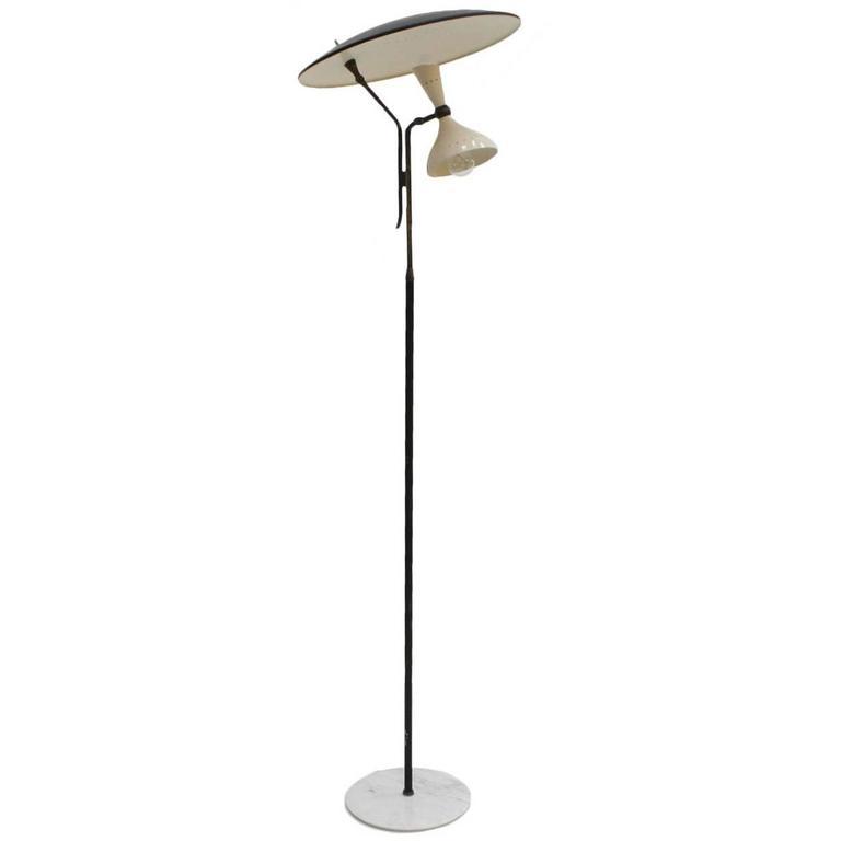 Floor Lamp Designed by Stilnovo For Sale
