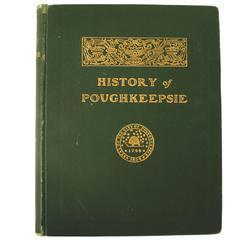 Eagle's History of Poughkeepsie Signed 1st Ed