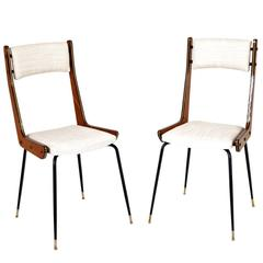 Chairs, Italy, 1970s