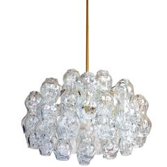 Murano Glass Chandelier by Doria, 1960s