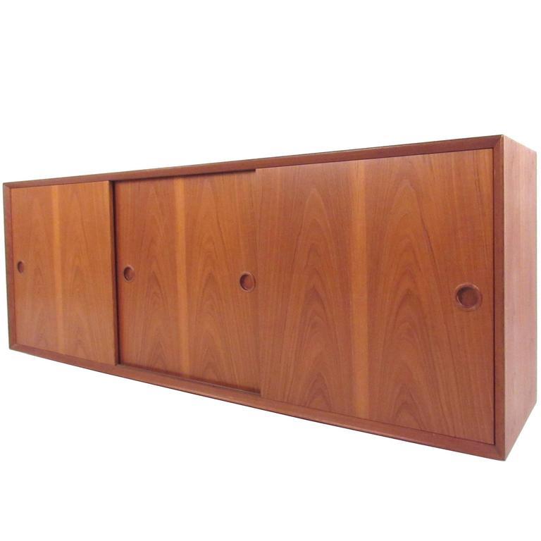 Danish Modern Cabinet By Omann Jun At 1stdibs