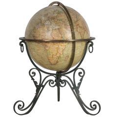 19th Century Globe