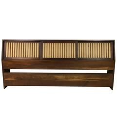 George Nakashima King Size Headboard