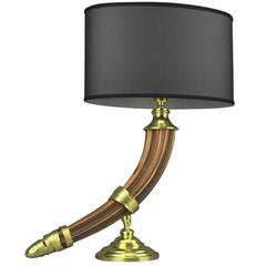 Abate Gold Lamp